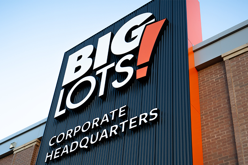 Big Lots is a national retailer with its headquarters in Columbus, Ohio.